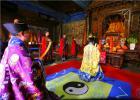 西安八仙宫举行戊戌年庆贺玉皇上帝圣诞祈福法会