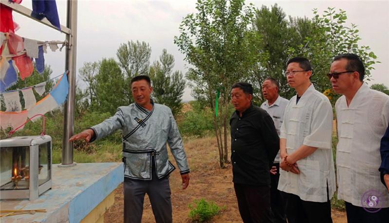 榆林市榆阳区道协传承蒙汉信仰文化增进民族...