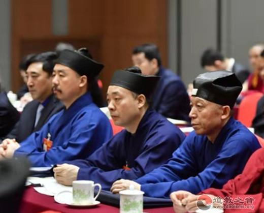 胡诚林道长:为宗教界确权,为环保和生态献策