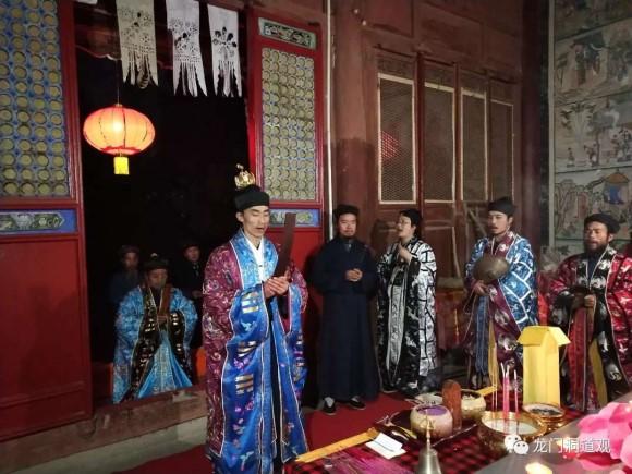 陕西道教界举行己亥年太上道祖诞辰祝寿法会