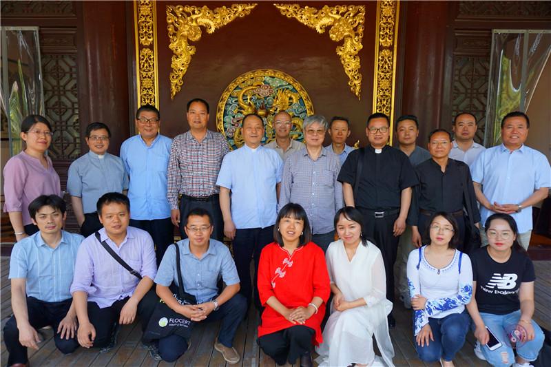 闻道学社第十三期学术活动在西安都城隍庙举办