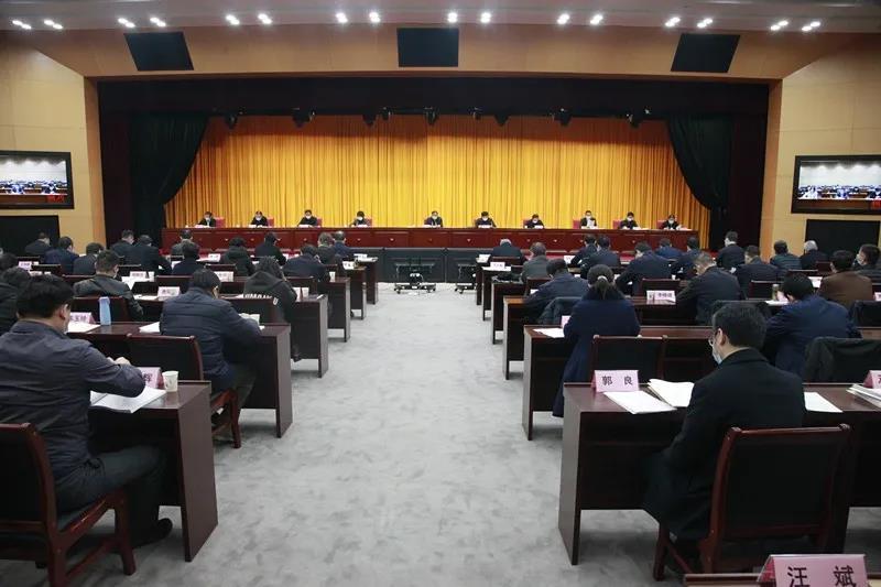全省统战部长会议在西安召开